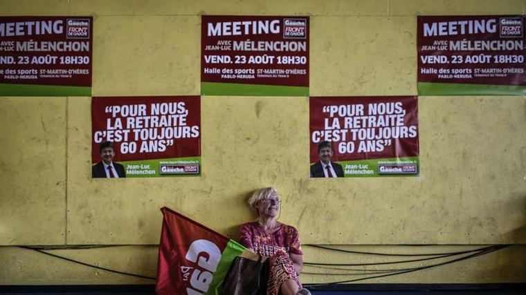Les municipales divisent le Front de Gauche - lefigaro.fr