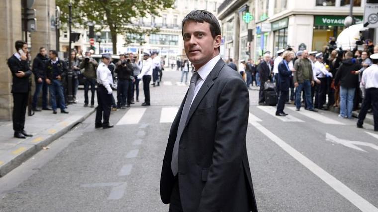 Municipales : Manuel Valls commence sa tournée anti-FN - lefigaro.fr