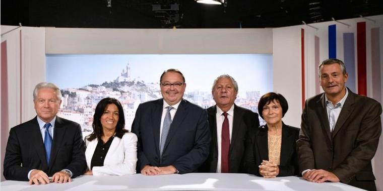 Primaire socialiste à Marseille : les 6 candidats au banc d'essai - metronews.fr