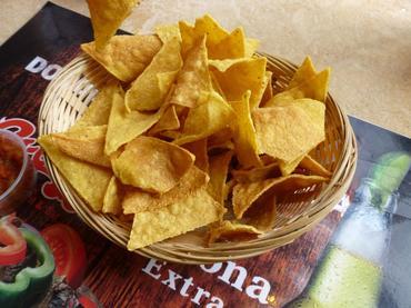 Mars 2012 - Restaurant Mexicain