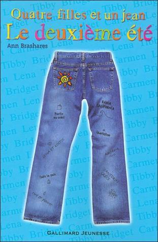 Quatre filles et un jean : le deuxième été de Ann Brashares