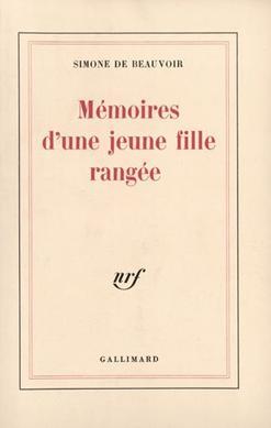 Mémoires d'une jeune fille rangée de Simonde de Beauvoir