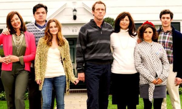 """Leighton Meester craque pour Hugh Laurie dans """"The Oranges"""""""