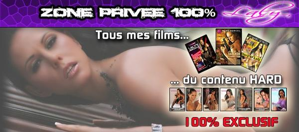MA ZONE PRIVEE 100 % LALY t'ouvre ses portes en EXCLU !!!!