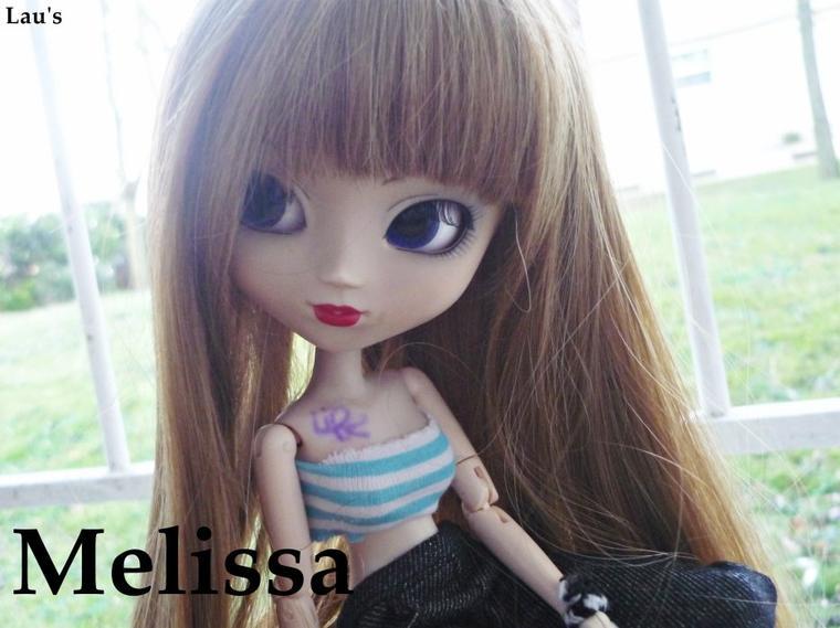 Melissa ( 2 eme Puce )
