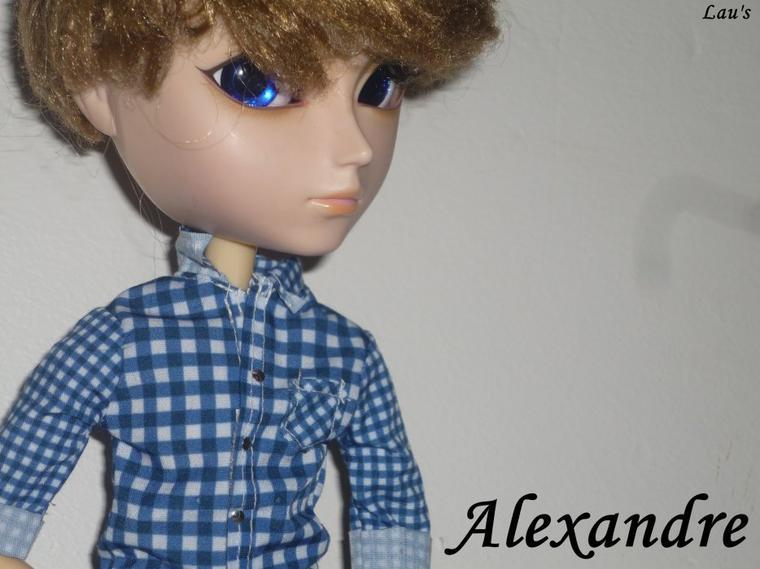 Alexandre ( 1 er taeyang )