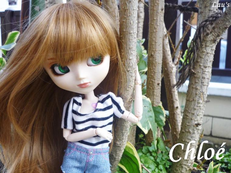 Chloé ( 3 eme pullip )