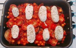 Moussaka aux légumes.