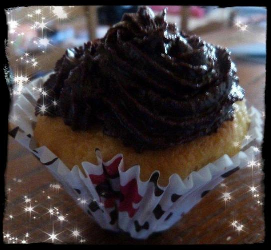 Muffins nature au Chocolat