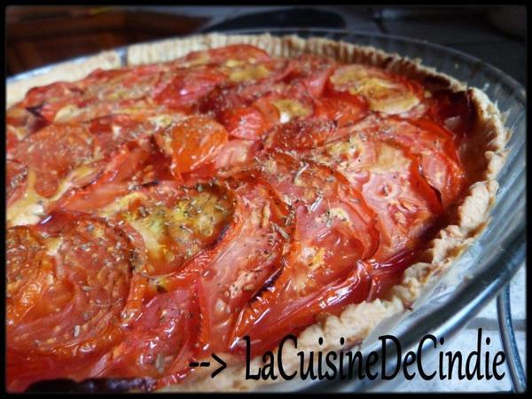 Tarte Tomate, Moutarde