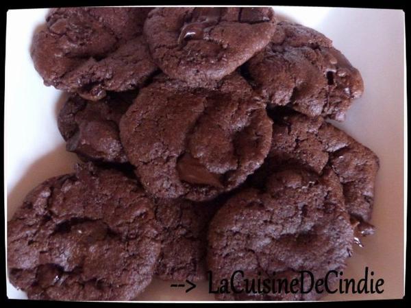 Cookies ultra-moelleux aux Chunk de chocolat