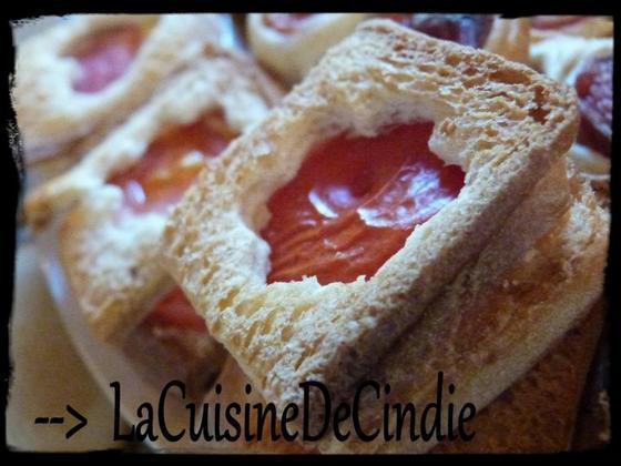 Croc' Tomate-Chèvre