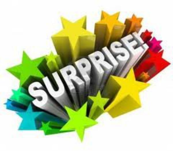 Chapitre 3 ~ La surprise...