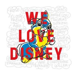 """We Love disney enfin disponible! Merveilleuse reprise """"Supercalifragilistic"""" par notre Al.Hy..."""