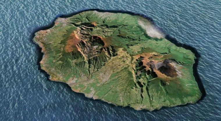 Mon île.