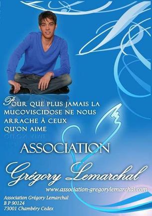 Tous ensemble Pour l' association Gregory lemarchal..