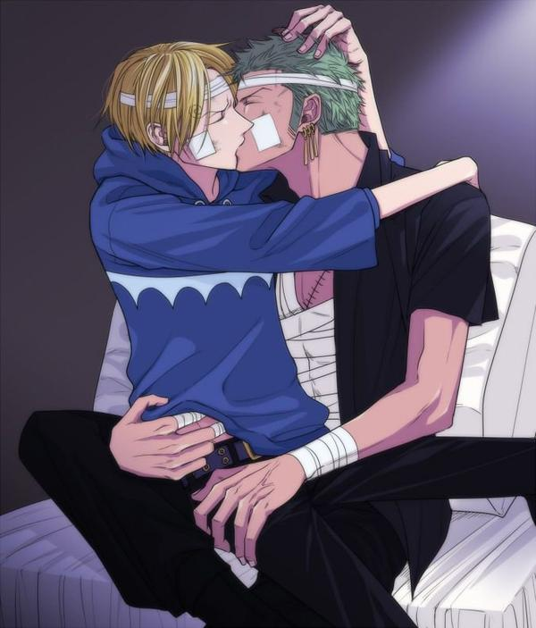 Yaoi One piece
