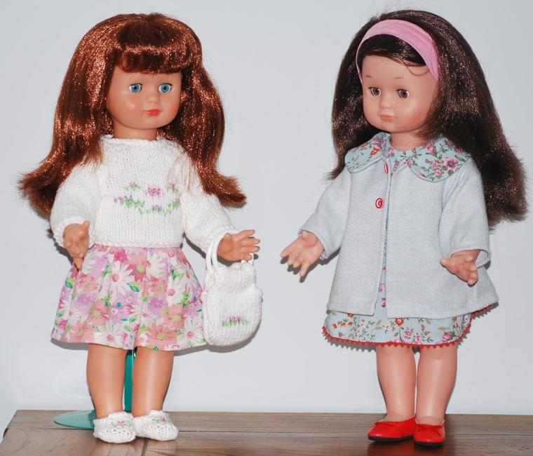 Recensement (2). EMILIE : la brune et la rousse