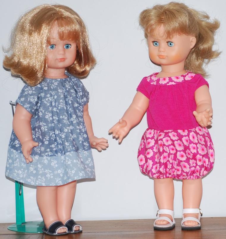 Recensement (3). EMILIE : les blondes