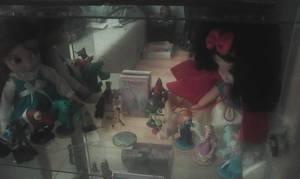 Ma collection Disney : ma vitrine Disney !