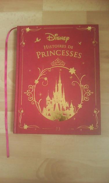 Review #1 : Histoires de Princesses