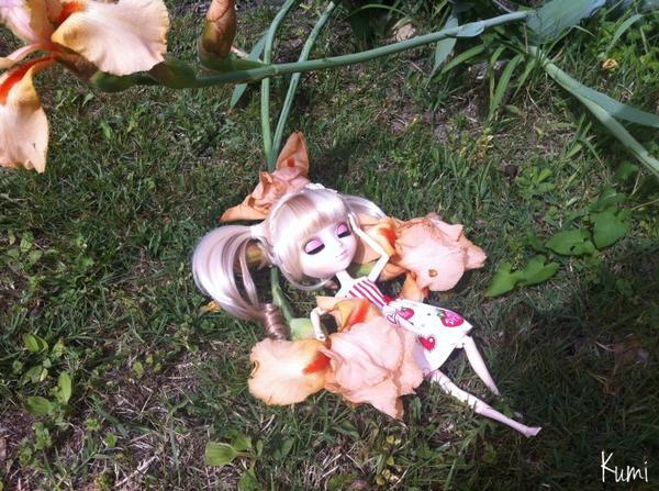Dans le Jardin des Rêves ~ Séance photo de Fûka