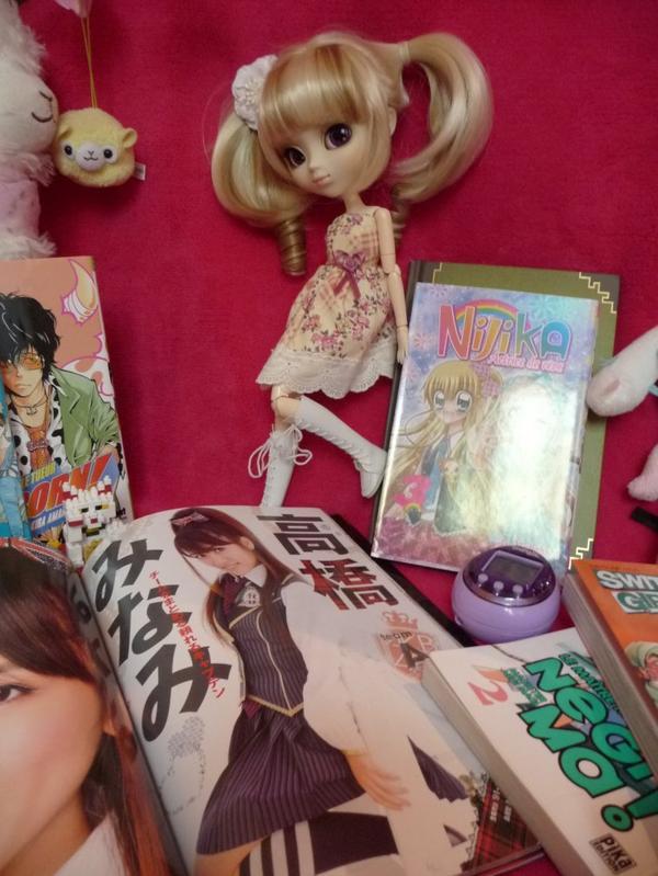 Dans mon Monde d'Otaku ~ Séance photo de Fûka Naritaki ( Suite )
