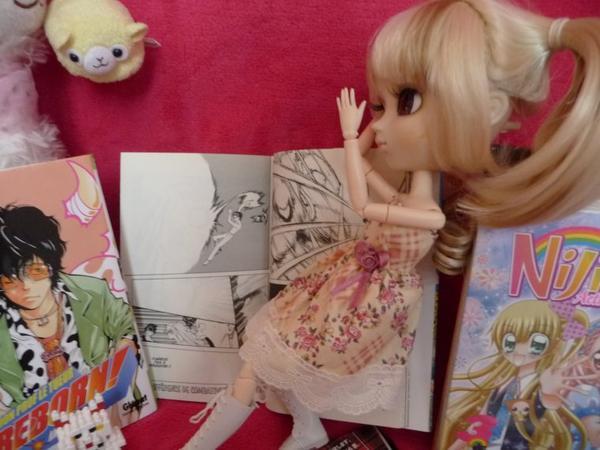 Dans mon Monde d'Otaku ~ Séance photo de Fûka Naritaki ( Suite 2 )