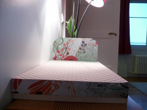 Construction 1 - Le lit de Fûka