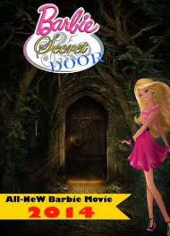 barbie et le jardin secret