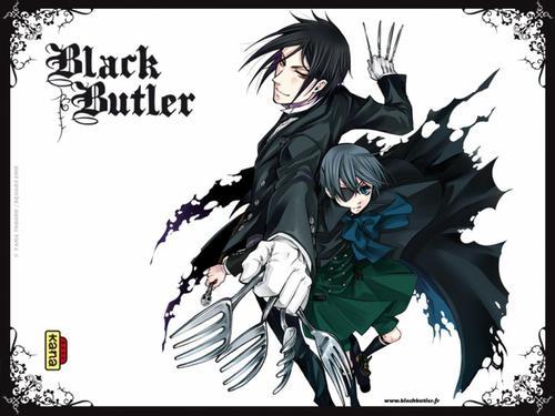Pandore n°3 : Black Butler