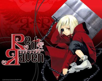 B.A.M n°6 : Red Raven