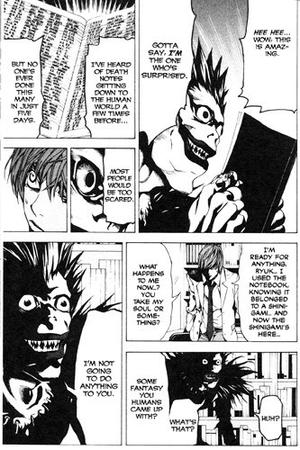 B.A.M n°7 : Death Note