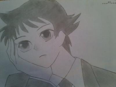 Dessin n°2 - Tsukuné Aono