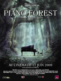 Pandore n°34 : Piano Forest