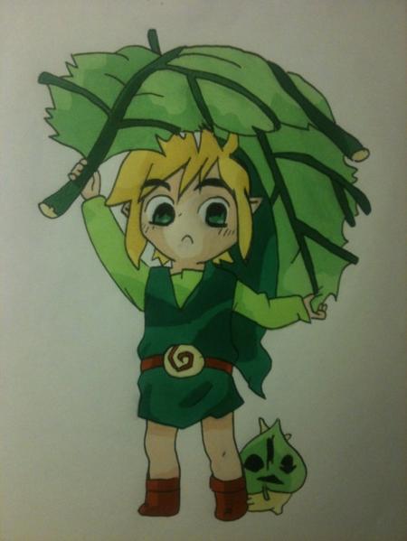 Mon dessin fini :D