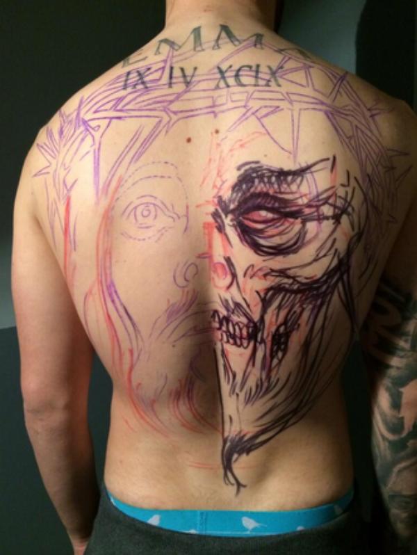 Nouveau Tatouage (Alexy Bosetti)