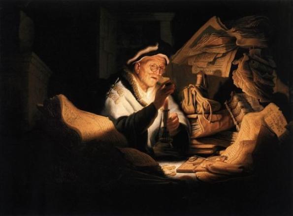 Hommage à Rembrandt né le 15 juillet 1606    (1606-1669)
