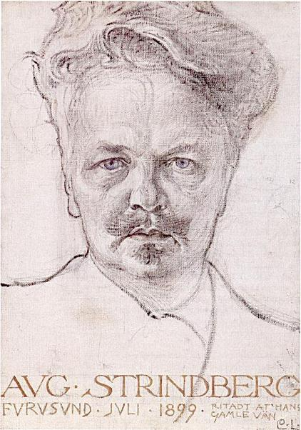 Citation du jour.... de August Strindberg    (1849-1912)