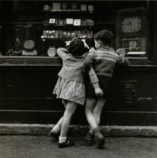 Enfants  - photos noir et blanc