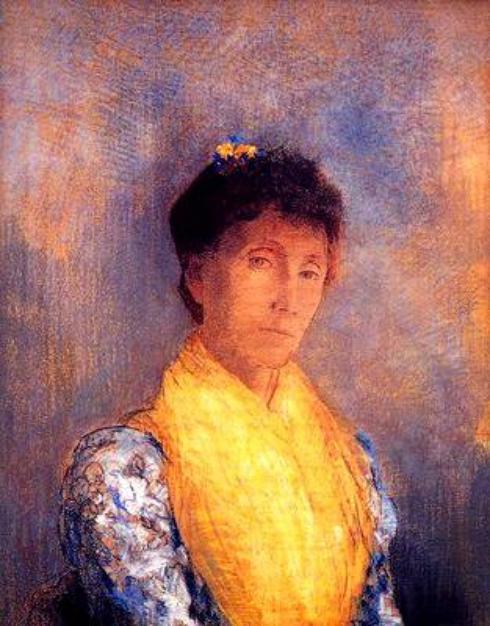 Hommage à Odilon Redon   (1840-1916)