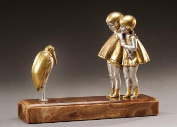 Coup de coeur pour de magnifiques sculptures