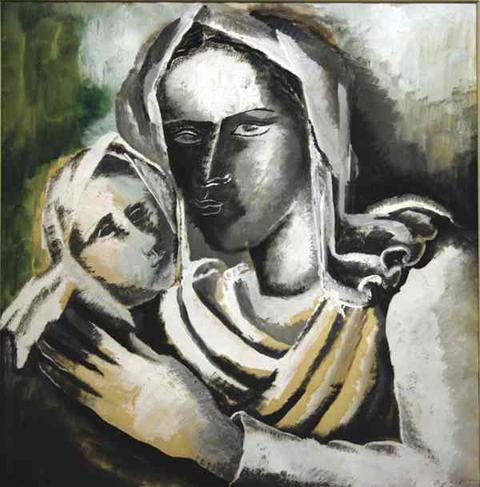 Citation du jour... de Ossip Zadkine   (1890-1967)  Sculpteur