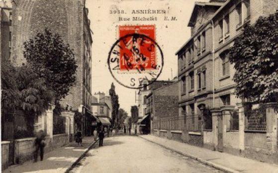 """Extrait de ma collection de cartes postales anciennes et semi modernes  """"Urbanisme"""""""