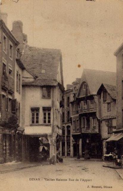 """Extrait de ma collection de cartes postales anciennes  """"Urbanisme"""""""