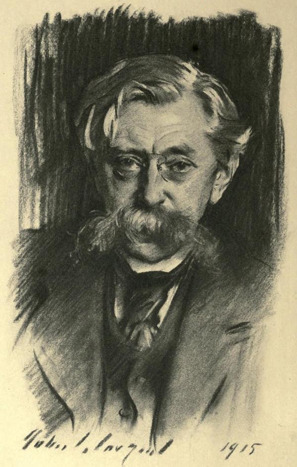 Un peu de poésie avec Émile Verhaeren  (1855-1916)