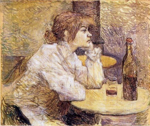 Il y a 150 ans naissait Henri de Toulouse-Lautrec   (1864-1901)