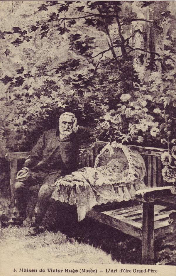 Un peu de poésie avec Victor Hugo   (1802-1885)