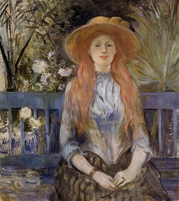 Berthe Morisot  née le 14 janvier 1841  (1841-1895)