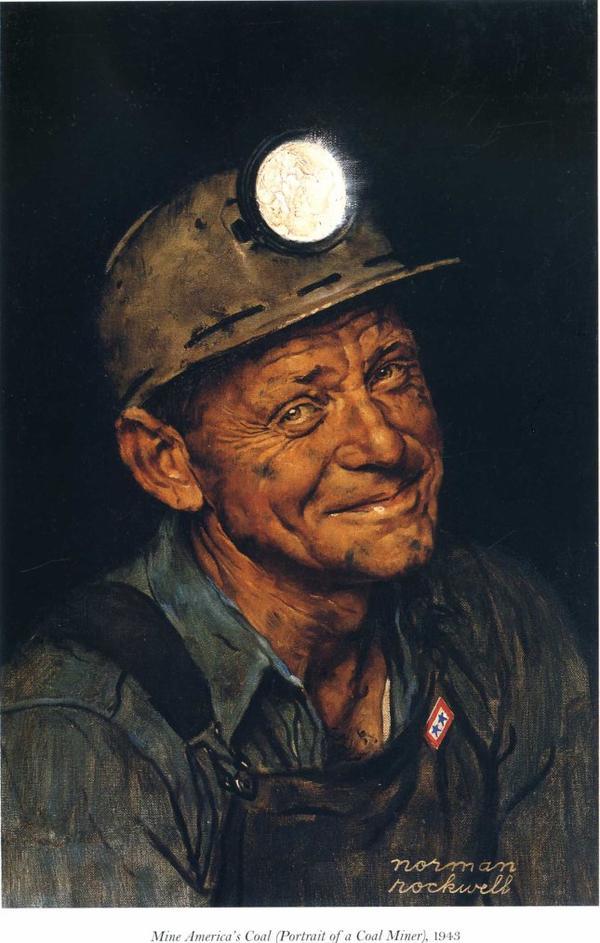 Norman Rockwell    né le 3 février 1894   (1894-1978)